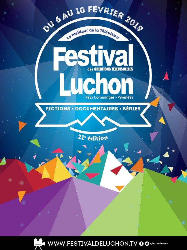 Voici le programme et les invités de cette 21ème édition des créations télévisuelles de Luchon