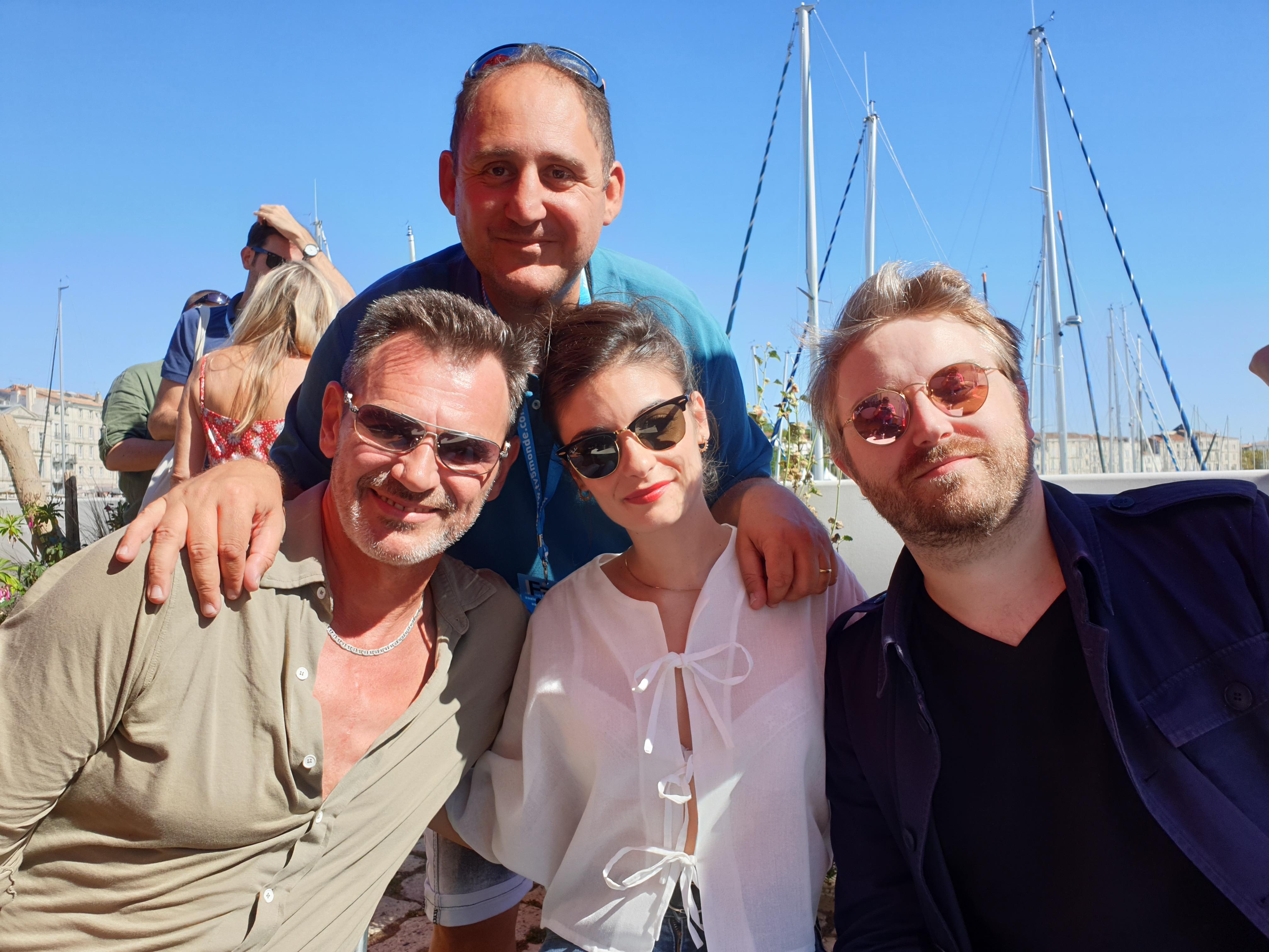 Ibrahim Maalouf, Plus belle la vie, Camille Lellouche et Clément Rémiens ce lundi 23 septembre dans Chut on écoute la télé!