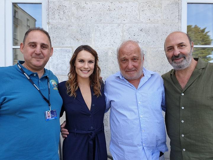 Voici nos émissions en podcasts de ce lundi 9 septembre avec Ana Girardot, Cédric Klapisch, Tu mérites un amour et Bernard Minet