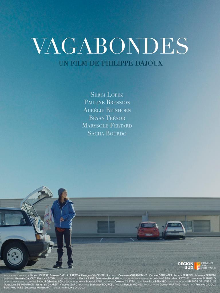 Voici notre prochain événement cinéma: la tournée Vagabondes les 27 et 28 octobre en Charente et Charente Maritime
