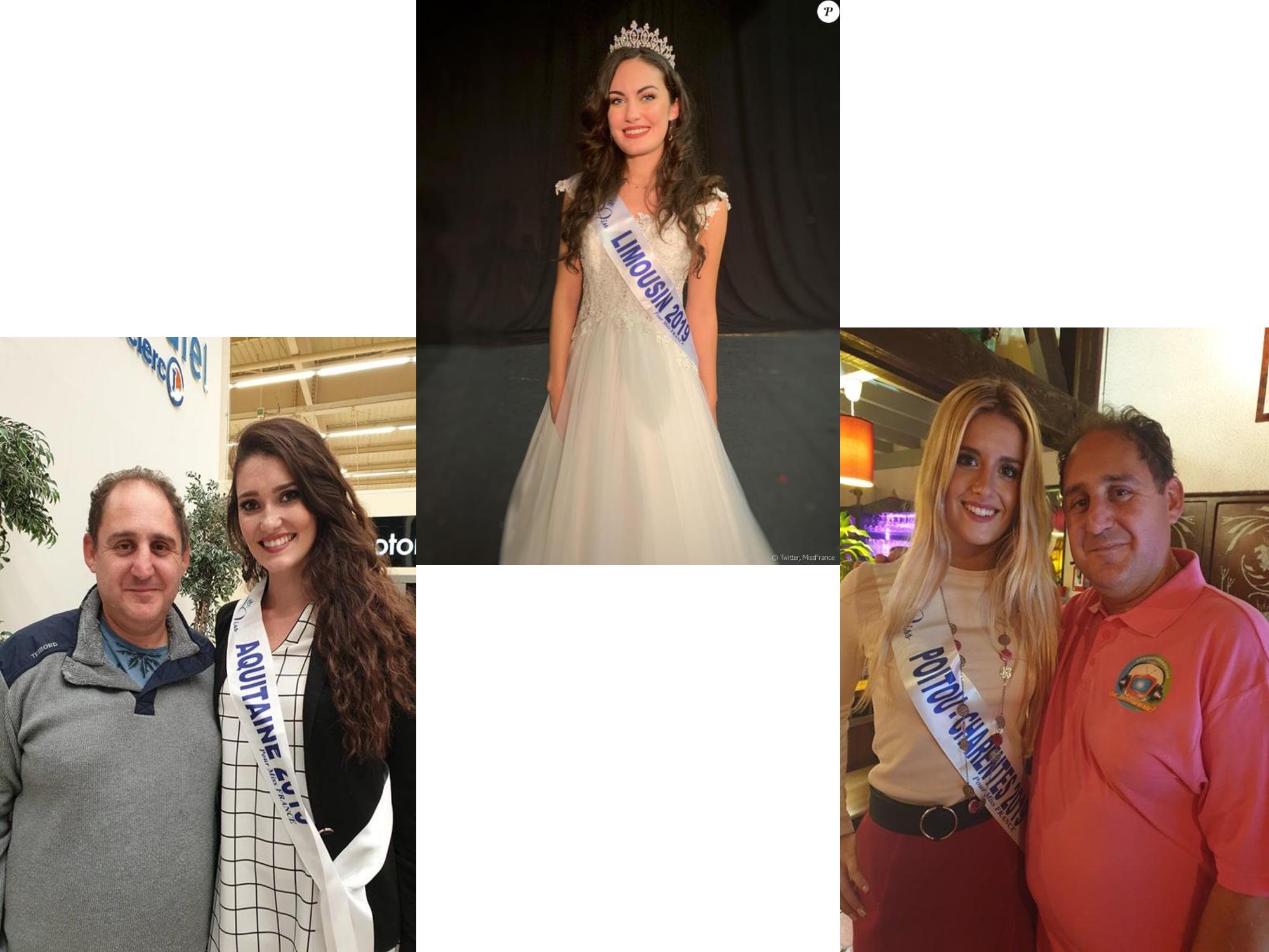 C'est parti pour nos 3 miss régionales de Nouvelle Aquitaine pour la grande aventure Miss France