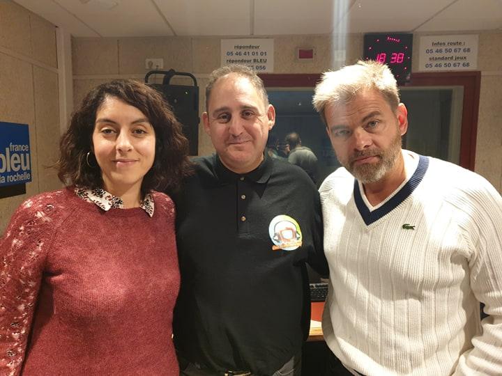 Voici nos podcasts de ce lundi 16 décembre avec Clovis Cornillac, Valérie Donzelli et Manon Azem