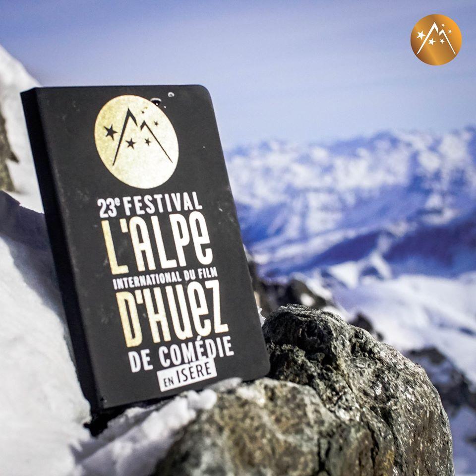 La 23ème édition du festival du film de comédie de l'Alpe D'Huez ouvre ses portes aujourd'hui jusqu'au 19 janvier