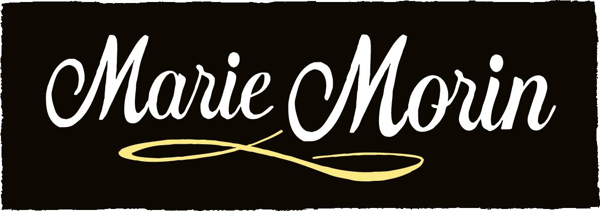 Notre partenaire MARIE MORIN une histoire de desserts