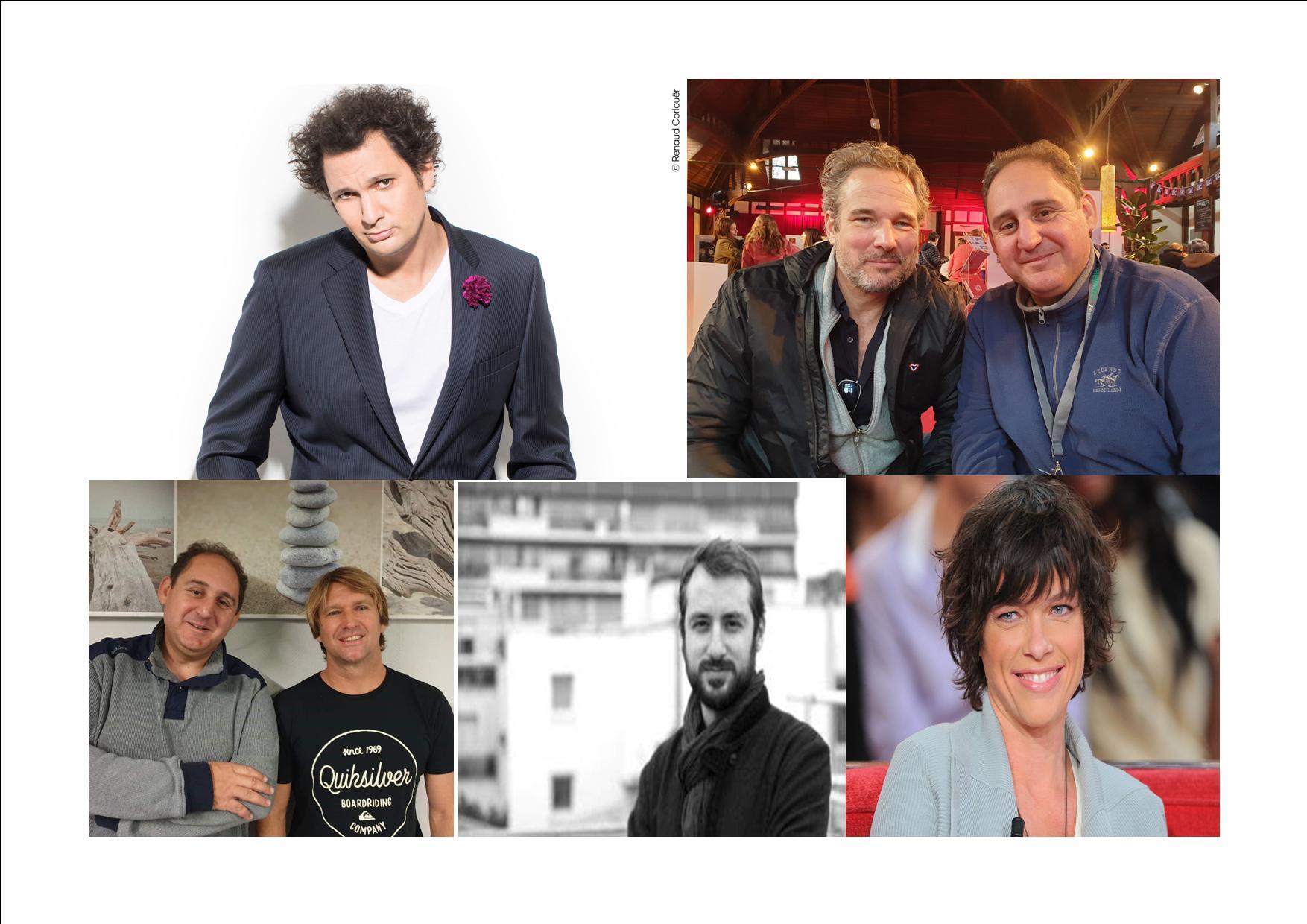 Voici nos émissions chut on écoute la télé de ce lundi 18 mai avec Eric Antoine, Anne le Nen, Fabrice Deville et Tom Frager