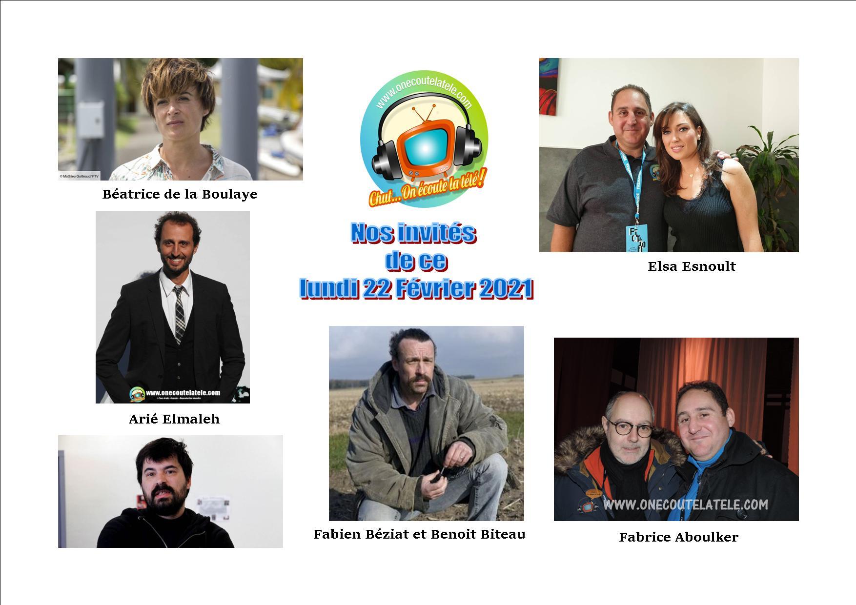 Voici nos émissions de ce lundi 22 février en podcast avec Elsa Esnoult, Arié Elmaleh, Béatrice de la Boulaye, Fabrice Aboulker, Fabien Béziat et Benoit Biteau